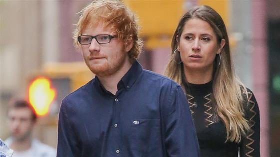 Ed Sheeran Opens Up About Life With GF Cherry