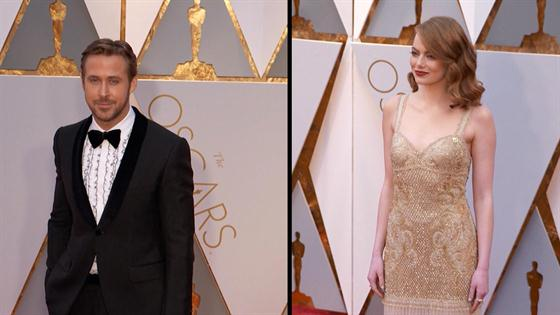 Oscars 2017 Fashion Round Up