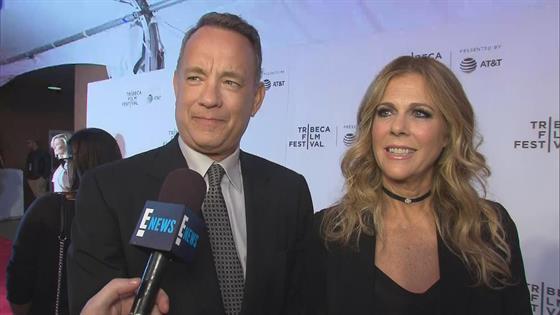 Tom Hanks & Rita Wilson on Jonathan Demme's Death