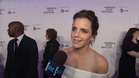 Emma Watson Confirms Tom Hanks Lives Up to the Hype!
