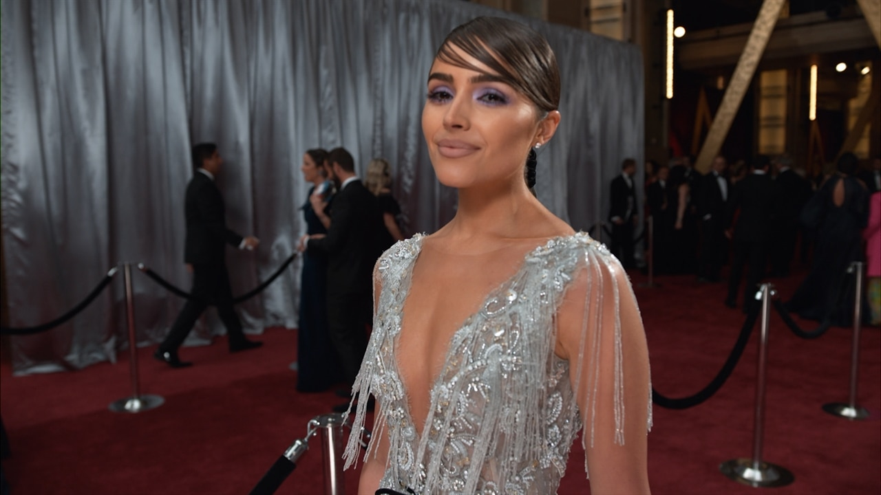 Oscars 2017: All the Red Carpet Glamour, as Captured by the Glambot