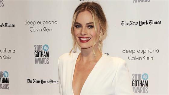 Margot Robbie Unrecognizable in New Role