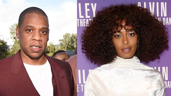 Jay-Z Talks Solange & Infamous Elevator Incident