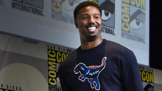 Michael B. Jordan Talks Becoming