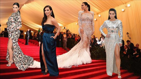 Kim Kardashian West's Met Gala Looks Through the Years