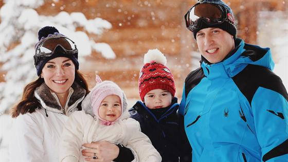 The Royal Family's 6 Cutest Moments