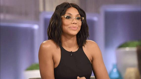 Tamar Braxton Is Accepting Emmy for