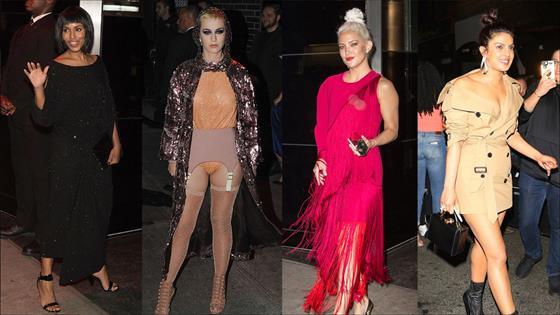 Les tenues sublimes des after-parties du gala du Met