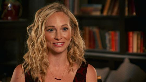 Candice King Reveals Her