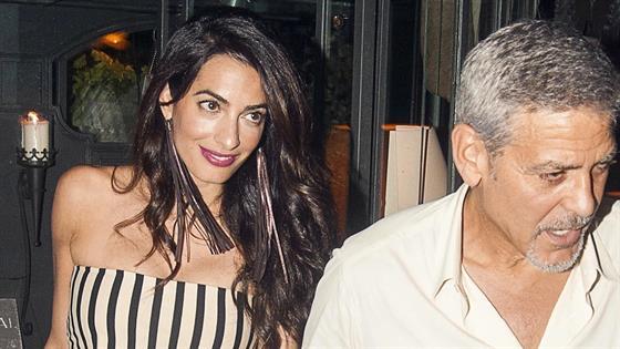 Amal Clooney's Summer Wardrobe Costs