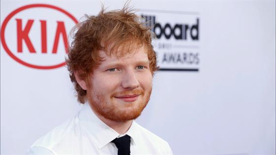 Ed Sheeran was denied access to his own Grammys party