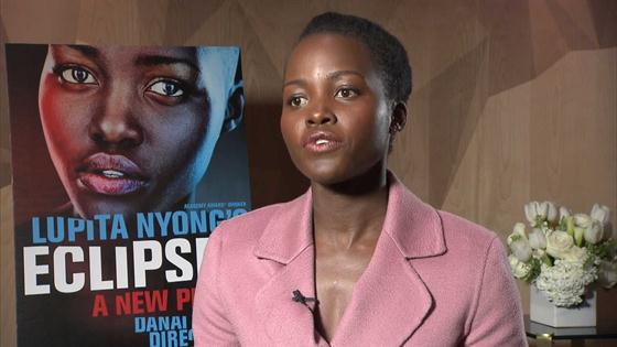 Play Video - Lupita Nyong'o Talks Oscars, Diversity and Broadway