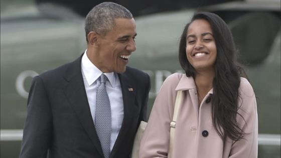 Malia Obama to Intern for Harvey Weinstein