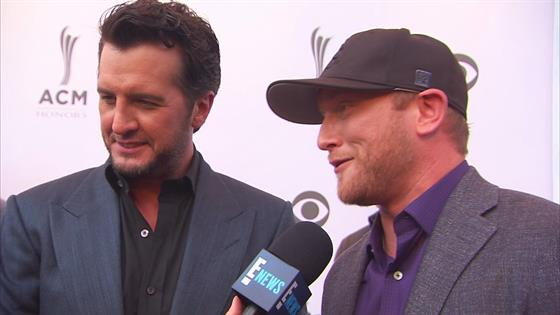 Cole Swindell Spills on ACM Honors Performance