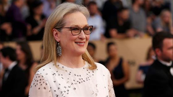 Feud Between Karl Lagerfeld and Meryl Streep?