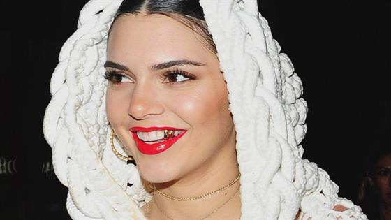 An Ode To: Kendall Jenner's Tiny Grill