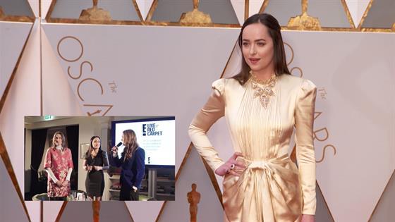Die E! Influencer Suite Oscars: Ein Abend im Zeichen Hollywoods!