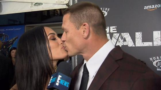 John Cena's Important Wedding Planning Role