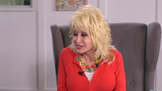 Dolly Parton Reveals Her Secret to Success