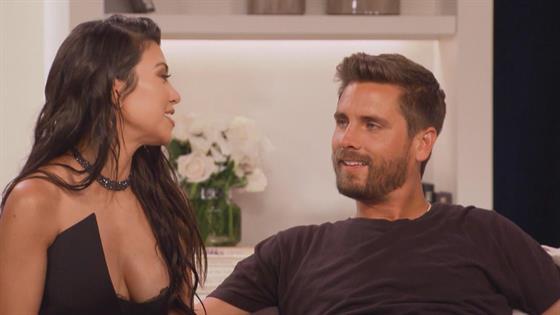 Kourtney Kardashian et Scott Disick évoquent leur rupture