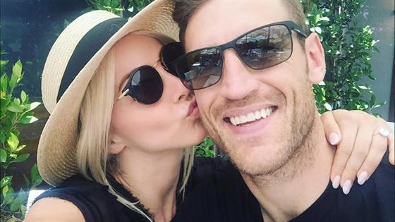 Julianne Hough Shares Honeymoon Pics