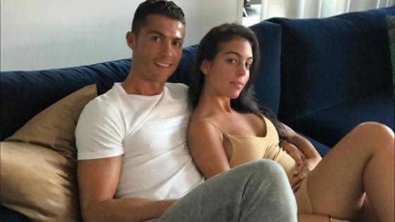 La copine de Cristiano Ronaldo est enceinte