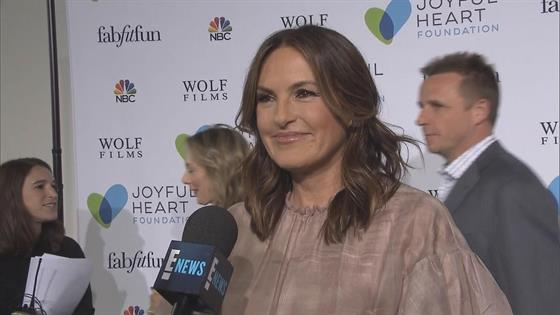 Mariska Hargitay Thinks