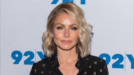 Kelly Ripa's Most Outrageous TV Moments