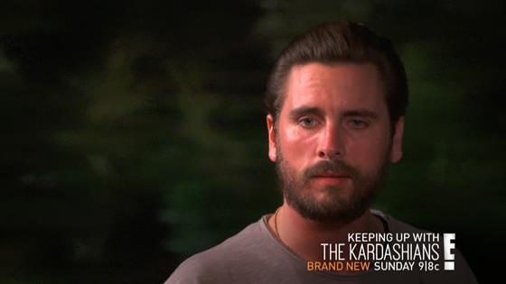Scott Makes Kardashian Costa Rican Trip Awkward