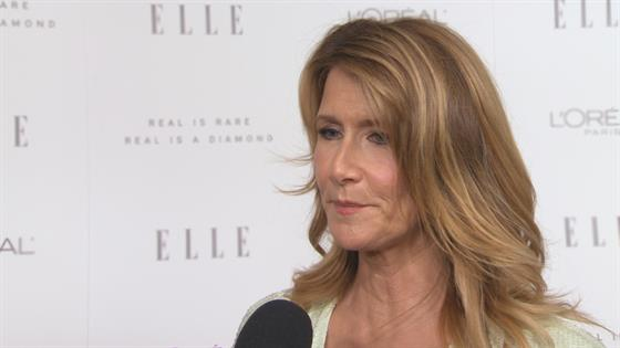 Laura Dern Says We Need to Focus on Abuse of Power