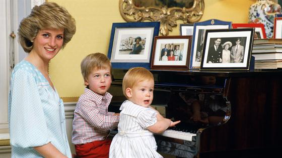 Prince Harry Gets Candid About Princess Diana
