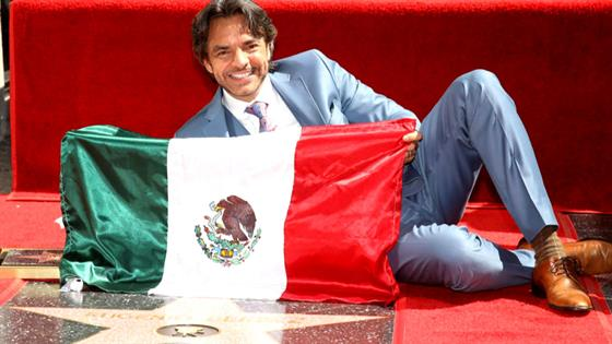 Eugenio Derbez et la signification de son étoile sur le Hollywood Walk of Fame