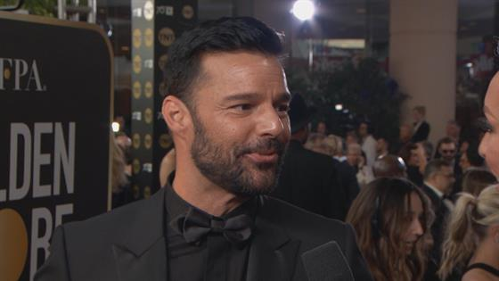 Ricky Martin Talks Family At 2018 Golden Globes: I Want Four More Pairs Of  Twins! | E! News