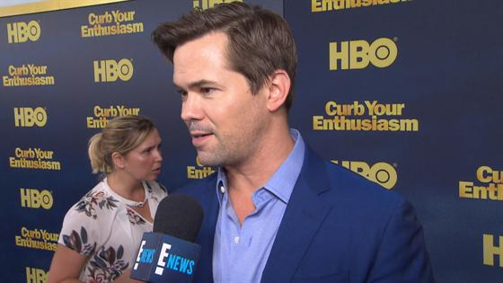 Rannells Enthusiastic About