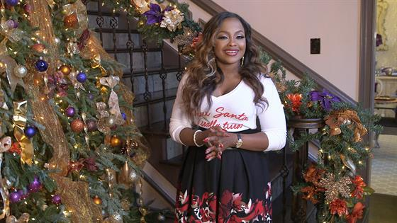 Behind Closed Doors With Phaedra Parks