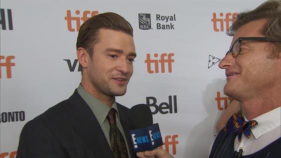 Justin Timberlake: 'Fatherhood is humiliating and humbling'
