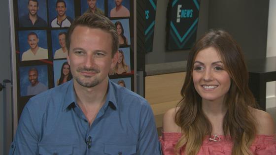 Carly Waddell & Evan Bass Talk Wedding