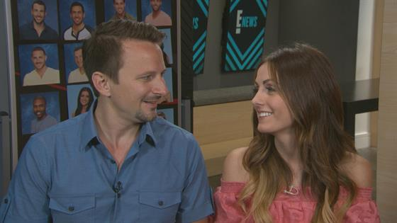 Carly Waddell & Evan Bass Dish on Pregnancy
