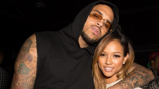 Karrueche Tran Files for Restraining Order Against Chris Brown