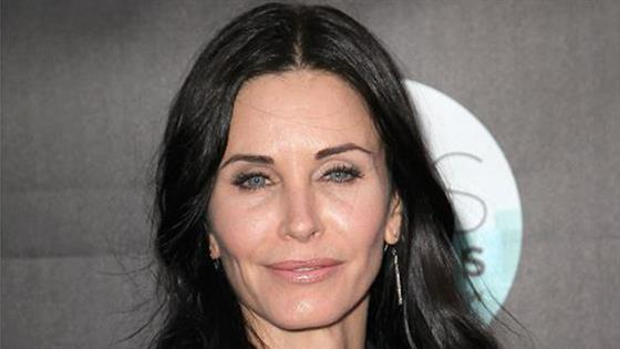 Courteney Cox Admits to Facial Fillers Regrets