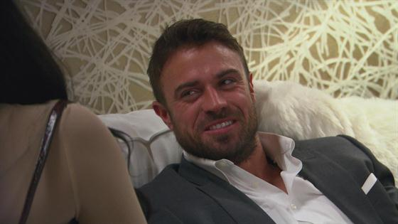 Famously Single Recap: Watch Chad Johnson Awkwardly Fumble While Asking Karina Smirnoff Out on a Date