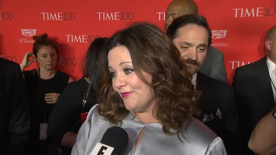 Melissa McCarthy Talks Gilmore Girls Reunion