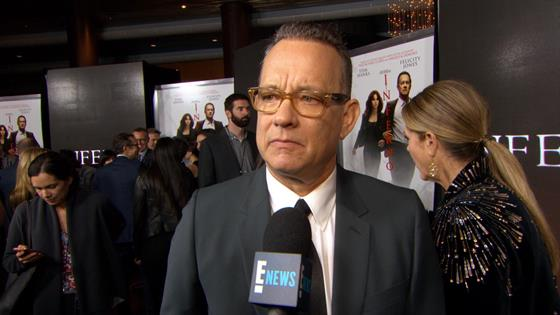 Tom Hanks Spills on Filming