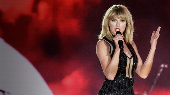 Taylor Swift Announces