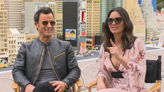 Why Justin Theroux Thinks He Has 'Bad Boy' Vibe