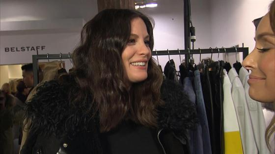 Play Video - Liv Tyler and David Gardner Started Wedding Planning?