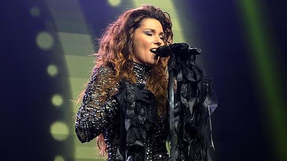 Shania Twain's Big Music Comeback