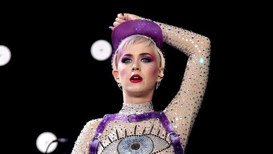 Katy Perry Reschedules 6 Dates of Witness Tour