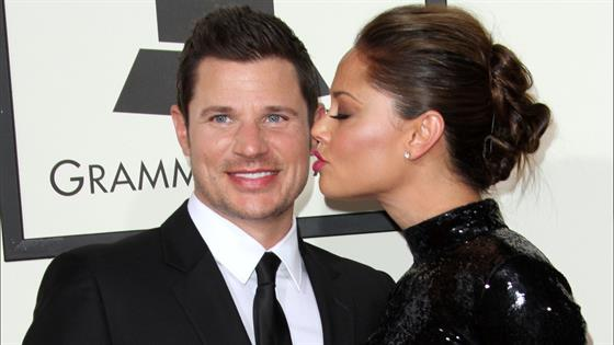 Nick Lachey Finds Wife's Wedding Ring In Trash
