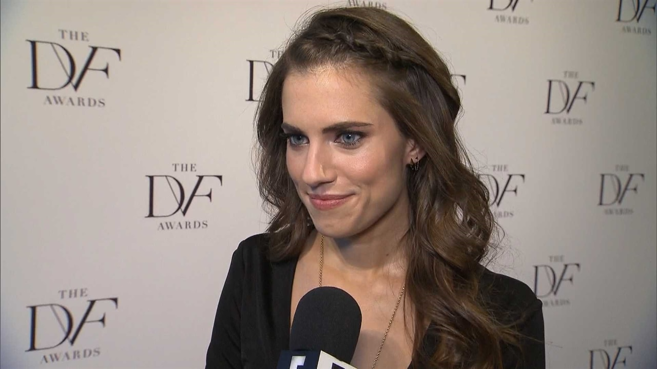 Ashley Williams Actress Nude Best girls: allison williams got really into filming that raunchy sex